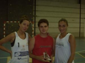 Natalia y Ana, ganadoras en la categoría femenina