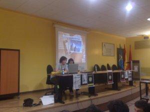 Conferencia de la montañera Rosa Fernández
